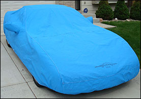Hailblankets The Ultimate Car Cover